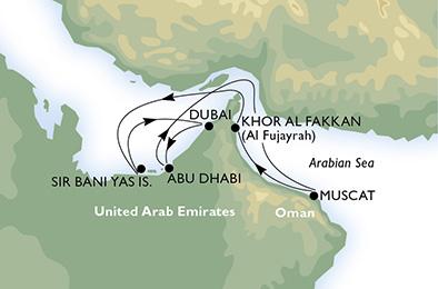 Dubai oman 2